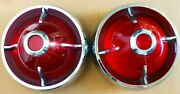 Used Pair Of Taillights 1960 Buick All Models Excellent Condition