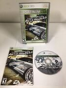 Need For Speed Most Wanted - Xbox 360 - Complete
