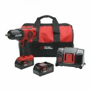 Cp8849 Cordless Impact Pack 4.0ah 8941088490 Chicago Pneumatic Quality Product