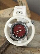 Extremely Rare Vintage Sorna Racing Sports Watch Steering Wheel - Few Survive
