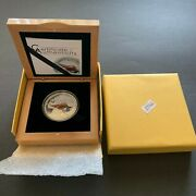 2016 Palau Miracle Of The Sea Marine Life Protection Series 1oz Proof Coin