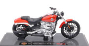 Model Motorcycle Scale 118 Harley Davidson Motorcycles Breakout Diecast