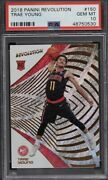 2018 Panini Revolution Trae Young Rookie Rc 150 Psa 10 Gem Mint
