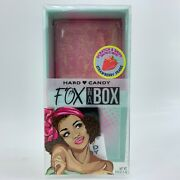 Hard Candy Fox In A Box Girl Next Door 1344 Marbleized Baked Blush Scented