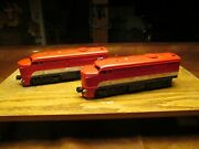 Lionel 210p And 210t Texas Special Alcos 958