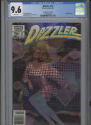 Dazzler 27 Nm 9.6 Cgc Highest 1 Of 2 Canadian Price Variant Rogue App. White Pa