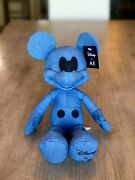 Disney Mickey Mouse X Ae American Eagle Collab Special Edition Plush Doll Nwt