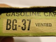 New Old Stock Car Truck Parts Vented Gasoline Cap Bg-37 1943-1958 Gm Free Ship