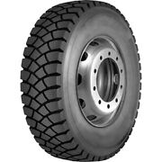 4 New Jk Tyre Jetsteel Jdc3 12r22.5 Load H 16 Ply Drive Commercial Tires