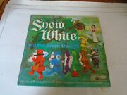 Polly James And The Mike Sammes Singers - Snow White And The Seven Dwarfs - 1966 Lp