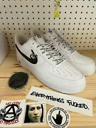 Ineverheardofyou Fk Off Air Force 1 - Size 14 - Brand New In Box - Ships Fast
