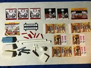 Plasticville Parts For American Flyer Layours-reproduction Lot