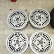 5 - 15 Rims Bmw 1994 325is + Spare Tire