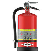 Amerex 713 Fire Extinguisher 4a80bc Dry Chemical 13.2031 Lb