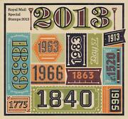 New And Sealed Gb 2013 Royal Mail Year Book Stamps Yearbook Ppyb 30 Cat £190