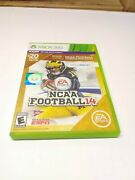 Ncaa Football 14 Xbox 360, 2013. Game, Case, And Inserts Only At Walmart