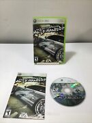 Need For Speed Most Wanted - Xbox 360 - Complete Clean Disc