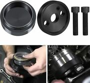 Front Cover Crankshaft Seal And Wear Sleeve Installer Tool Kit For Cummins 6.7l