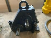 """New Holland Fx Harvester – """"0"""" Series High Speed Blower Gearbox - Sells As Is"""
