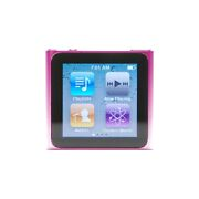 Brand New Factory Sealed Apple Ipod Nano 6th Generation Pink 16 Gb Collectible