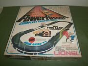 Vintage 1977 Lionel Power Passers Toy Racing System, 3-3705