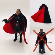 Star Wars Custom Moff Gideon Cape Figure Not Sale Cape Only For 3.75 Inch Fig