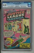 Brave And The Bold 30 - Cgc 4.0 - 3rd Appearance Of The Justice League