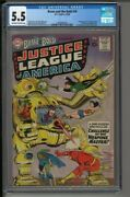 Brave And The Bold 29 - Cgc 5.5 - 2nd Appearance Of The Justice League