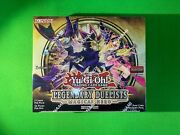 Yu-gi-oh Sealed Legendary Duelists Magical Hero 1st Edition Booster Box