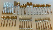 Lunt Modern Classic Stainless Flatware Japan 38 Pc Lot