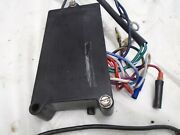 1993 Force 40hp Oem Ignition Switchbox Assy 18495a13 Mercury Outboard Motor
