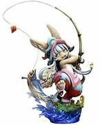 Made In Abyss Nanachi Gunkimas Fishing Overall Height Approx. 230 Mm Pvc Mad