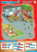 Quick Minds Level 1 Posters Spanish Edition, Puchta, Gerngross, Lewis-jones
