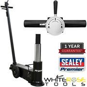 Sealey Premier Air Operated Jack 30tonne - Single Stage High Lift