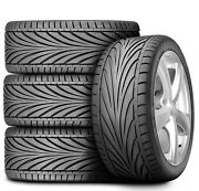 4 New Toyo Proxes T1r 285/25zr20 285/25r20 93y Xl High Performance Tires