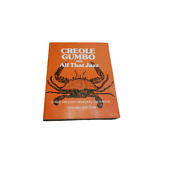 1987 Creole Gumbo And All That Jazz New Orleans Seafood Cookbook Howard Mitcham