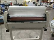 Tah Hsin Versalam 2700-p 27 One And Two Sided Roll Laminator W/stand