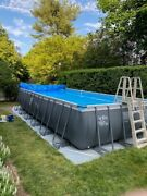 Intex Ultra Xtr Pool 24and039x12and039x52 - Excellent Condition Used One Season