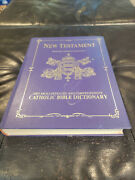 The New Testament With Full Catholic Commentary Pope John Paul Ii F