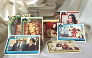 1977 Topps Charlies Angels Trading Card Lot - 60 Stickers And 375 Cards 1106