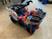 Fisher-price Imaginext Supernova Battle Space Rover Giant Playset