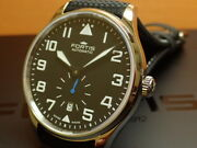 Fortis Watch Pilot Classic Second 40mm Ref.901.20.41lp Automatic Menand039s