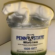 Vintage 1978 Whiskey Penn State Nittany Lion Decanter Very Rare Excellent