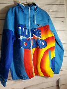 New Members Only Exclusive Windbreaker Size Large Space Jam A New Legacy