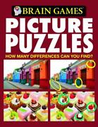 Brain Games - Picture Puzzles 7 How Many Differences Can You Find [volume 7]