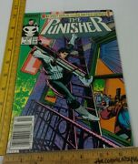 The Punisher 1 Unlimited Series 1987 Comic Book Lot Vf/nm Key Book