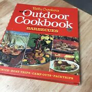 Betty Crockers Outdoor Cookbook Barbecues 1967 First Edition
