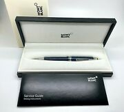 Mont Blanc Le Grand Marterpiece Fountain Pen Around The World In 80 Days 9wgp