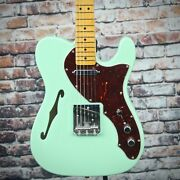 Fender American Original And03960s Telecaster Thinline | Surf Green