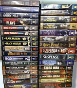 Classic Radio Detectives Large Lot Of 32 Audio Cd Stories Suspense All Complete